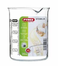 Pyrex 250 ml Kitchen Lab Measure and Mix Beaker
