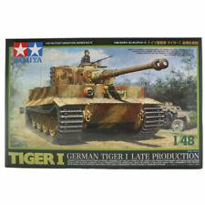 Tamiya 32575 German Tiger I Late Production 1 48