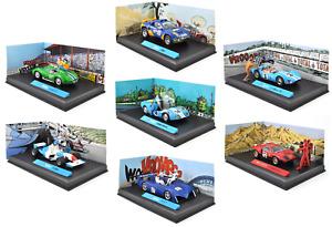 Lot de 7 voitures BD MICHEL VAILLANT 1/43 - ALTAYA miniature Diecast Car L07