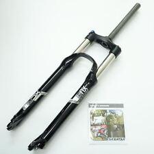 "NEW SR Suntour XCR Air MTB Bike Fork 29"" Black 1 1/8"" 120mm Manual WARRANTY"