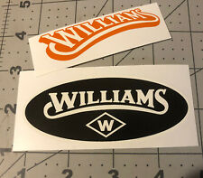 """Dunlap Tools Dependable Quality decals 2"""" 3.5"""" long box 4 for one price 2.5"""""""