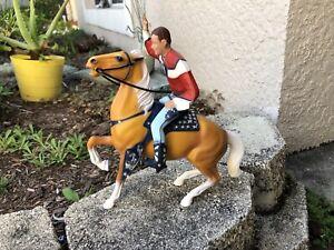 Breyer Hartland Horse Roy Rogers' Trigger Rearing Palomino Stevens Era Cowboy