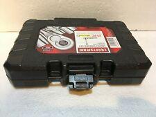 "EMPTY Craftsman 3/8"" Socket Set (EMPTY CASE ONLY) Holds 9 Sockets SAE 1 Ratchet"