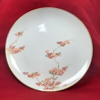 Fukagawa Arita Maple 905 Salad Plates x1 Red Rust Gold Leaves