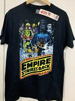 Star Wars Empire Strikes Back Men T Shirt NEW