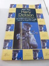 jean ray , harry dickson , le châtiment des foyle (cboi11)