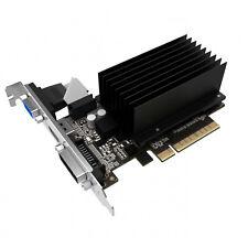 Palit Neat7100hd46-2080h - Gt710 2gb Ddr3 Pcie2 VGA DVI HDMI Silent 954mhz