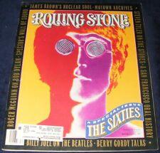 Rolling Stone magazine August 23 1990 John Lennon  Bob Dylan Rolling Stones