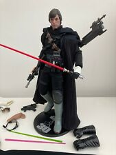 StarWars Custom Mythos DarkSide Luke Skywalker Sideshow HotToys 1/6 Scale Figure