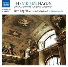 The Virtual Haydn: Complete Works for Solo Keyboard, New Music