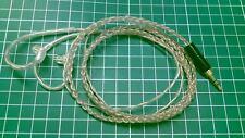 5N OCC Ultimate Ears upgrade cable UE triple fi 10 SF 3 5 (AWG26)