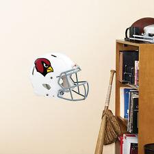 "Super Sale Clearance ARIZONA CARDINALS HELMET NFL Fathead Wall Graphics 11"" x 9"""