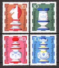 Berlin 1972 Mi. Nr. 435-438 Postfrisch LUXUS!