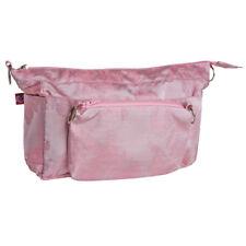 NEW Hand Made Bragbags SYSTeM Bag Organiser Pink Silk -Large Women