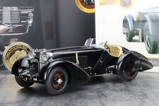 "CMC 1:18 Mercedes-Benz SSK Trossi 1932 ""Black Prince"" Memorial Edition"