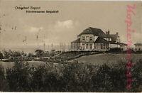 AK Gdańsk-Sopot (Danzig-Zoppot) Höhenrestaurant Bergschloß, 1927, 19/05