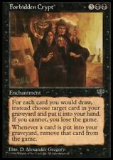 MTG 1x FORBIDDEN CRYPT - Mirage *Rare DEUTSCH NM*