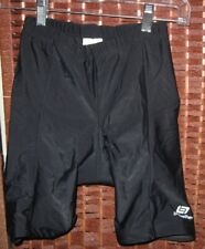 Bellwether black cycling spandex shorts M womens padded seat