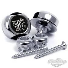 Ernie Ball P04600 Super Guitar Strap Locks Nickel