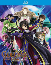 Code Geass: Lelouch of the Rebellion R2 Season Two ( Blu-ray ,2016 w/ Slipcover)