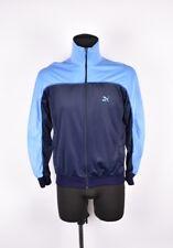Puma Vintage Retro Men Jumper Track Jacket Size 4 M