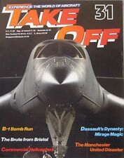 Take Off magazine Issue 31, Rockwell B-1