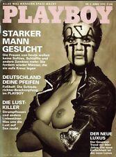 PLAYBOY 1992/03 [Maerz 3/92] * Tanya Beyer* Helmut Dietl * Robin Williams * TOP