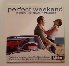 Daily Mirror - Perfect Weekend - 10 Track Promo CD - VGC - Tested