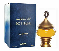 1001 Nights by Ajmal 60ml Smoked Spicy Woody Floral Musky Aroma Eau De Parfum