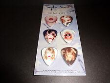 TAYLOR SWIFT Guitar Pick Set 1989 TOUR Taylor Swift 1989 GUITAR PICK PACK