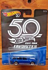 Hot Wheels 2018 50th FAVORITES  '71 DATSUN BLUEBIRD 510 WAGON (A+/A)