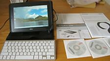 Fujitsu Stylistic Q550 Tablet PC 30GB SSD 2GB RAM Intel Atom Z670 Windows 7