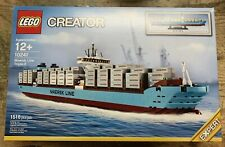 LEGO CREATOR 10241 - MAERSK LINE TRIPLE-E  - BRAND NEW!! SEALED!!