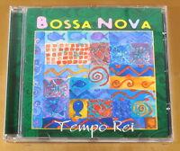 BOSSA NOVA - TEMPO REI - 2000 AZZURRA MUSIC - OTTIMO CD [AC-208]