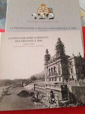 CHRISTIAN BURLELa photographie à Monaco des origines à 1880