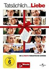 Tatsächlich Liebe | DVD | Zustand gut