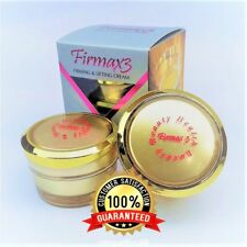 2 BOX FIRMAX3 CREAM HORMONES THERAPY FIRMING LIFTING ANTI AGING FREE SHIPPING