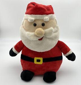 Santa / Father Christmas Large Christmas Soft Plush Toy Have a Jolly Christmas