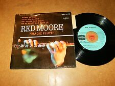 RED MOORE  - EP FRENCH COLUMBIA 1398  / LISTEN - MOD JAZZ POPCORN