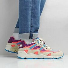 New Balance Men's New ML850YSA Suede Shoes Off White Pink