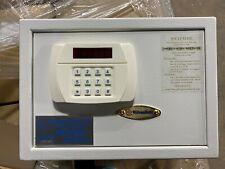 wilson safe hotel mode electronic safe