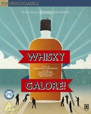 *NEW* - Whisky Galore! - Digitally Restored (80 Years of Ealing) 5055201815651