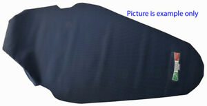 Super Grip Seat Cover Racing Blue for KTM525 2002 - 2007