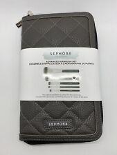 Sephora ADVANCED AIRBRUSH SYNTHETIC BRUSH SET Powder Foundation Concealer Shadow