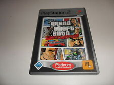 PLAYSTATION 2 PS 2 Grand Theft Auto: LIBERTY City Stories Platinum []