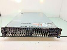Dell R730XD w/ 2x E5-2699v3, 128GB 8x16GB RAM, 17x 1.2TB RMCP3 10K HDD, 2x H730P
