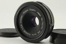 NEAR MINT Nikon NIKKOR GN Auto 45mm f/2.8 Non-Ai MF Lens w/Cap From Japan 204