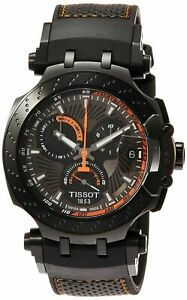 Tissot Men's T-Race Marc Marquez 2018 Chronograph Watch - T1154173706105 NEW