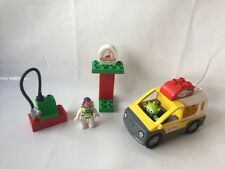 LEGO Duplo Toy Story - Set 5658 Pizza Planet  - Buzz Lightyear +Alien -TOP