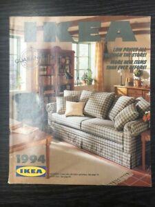 IKEA Catalogue: 1994